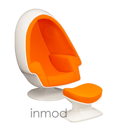 In seattle amp the vague term of egg chair upstaged by design