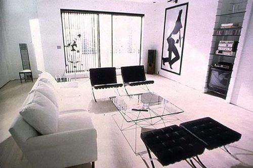 Psycho House Living Room